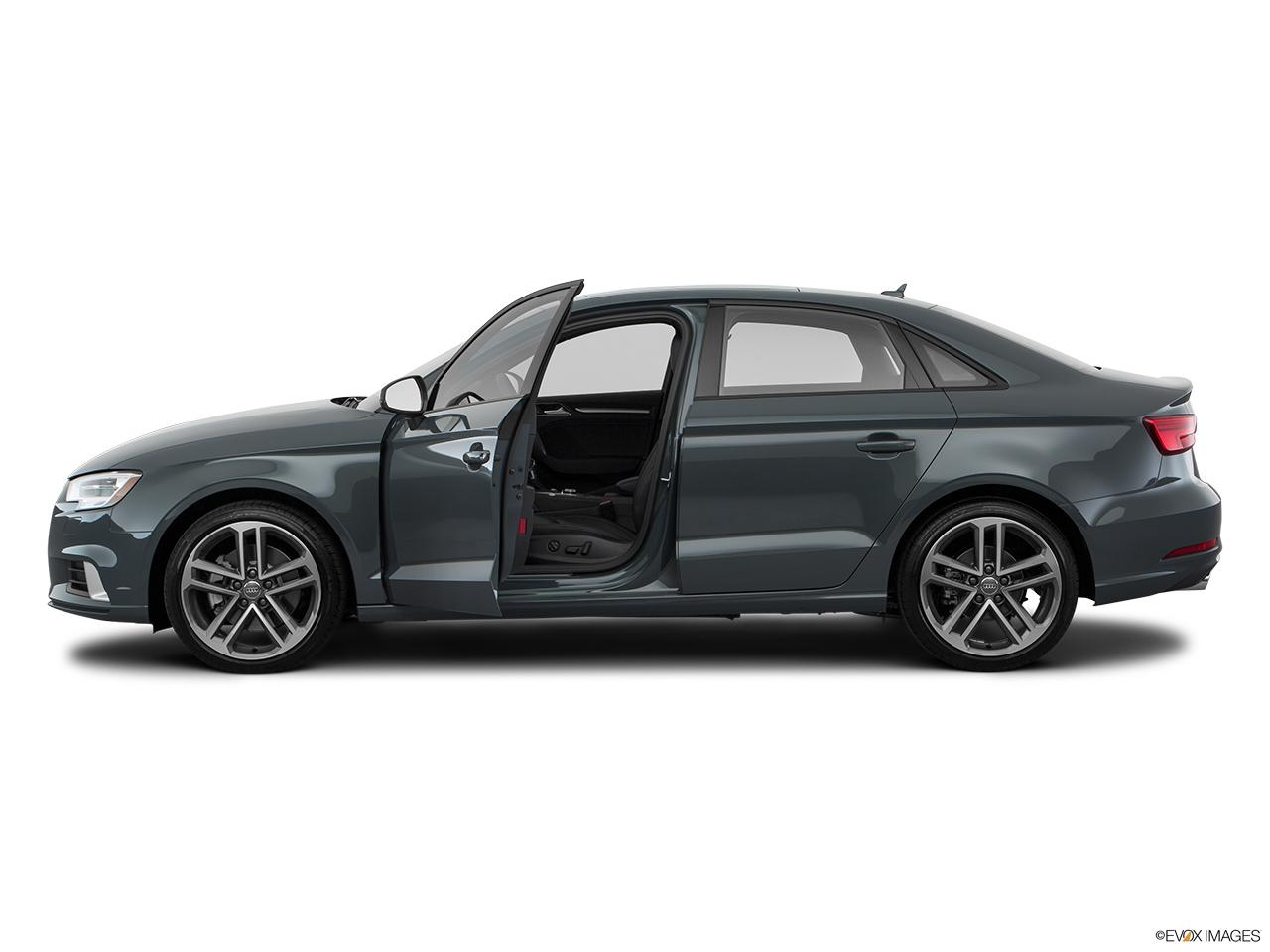 2015 Audi A3 Sedan Rear Side View Photo 35: Audi A3 Sedan 2018 Sport 40 2.0 TFSI 190 HP In UAE: New
