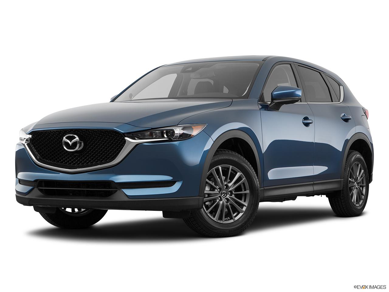 car pictures list for mazda cx 5 2018 2 5l prestige awd qatar yallamotor. Black Bedroom Furniture Sets. Home Design Ideas