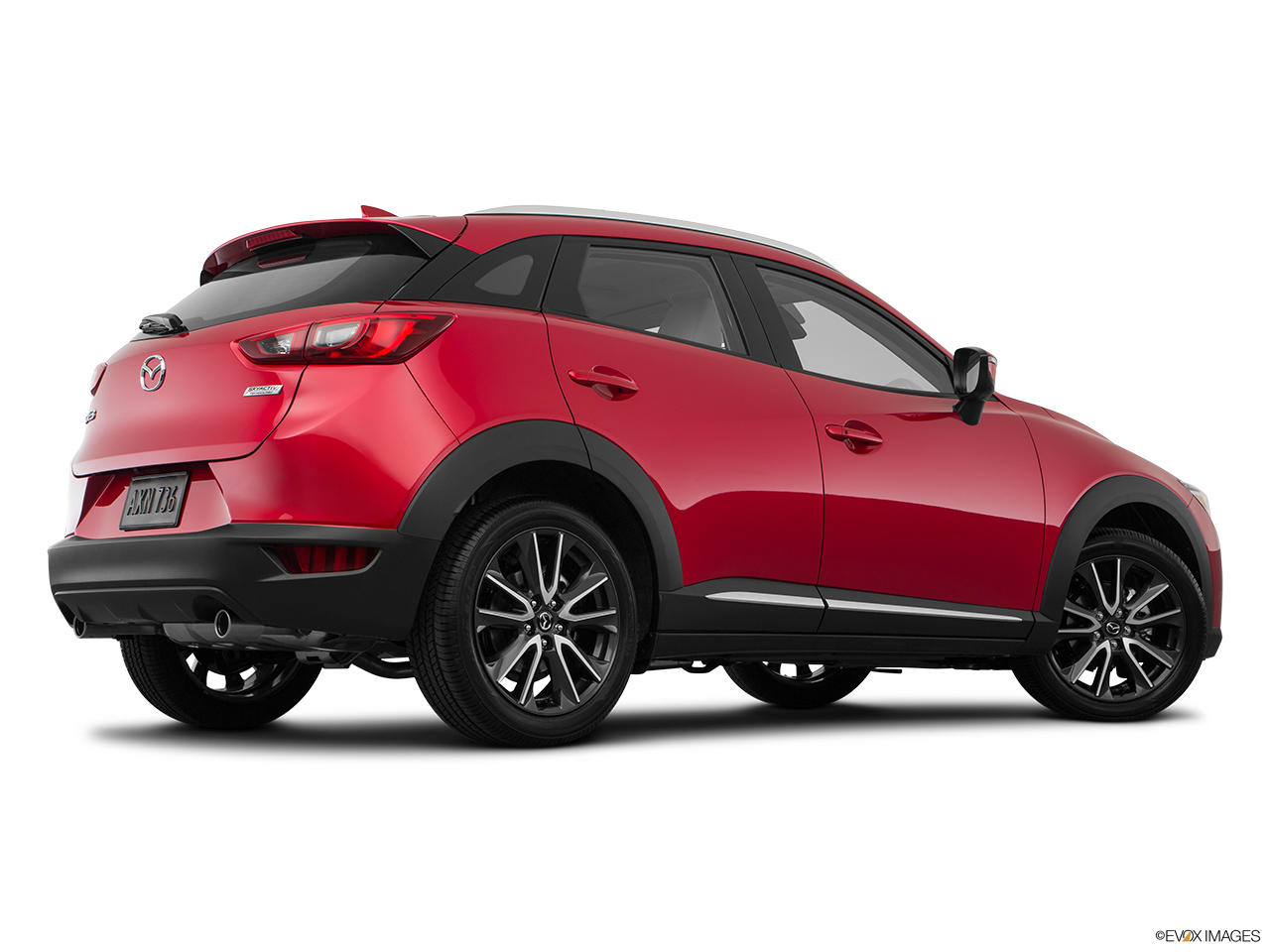 Awd Cars List: Car Pictures List For Mazda CX 3 2018 2.0L Luxury AWD