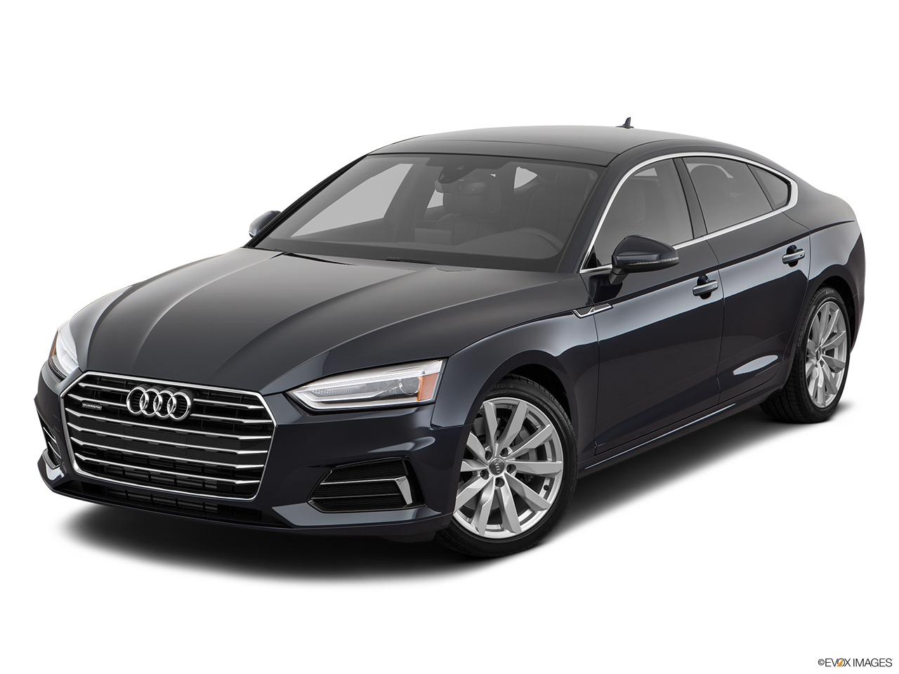 car features list for audi a5 sportback 2018 45 tfsi sport quattro 252 hp bahrain yallamotor. Black Bedroom Furniture Sets. Home Design Ideas