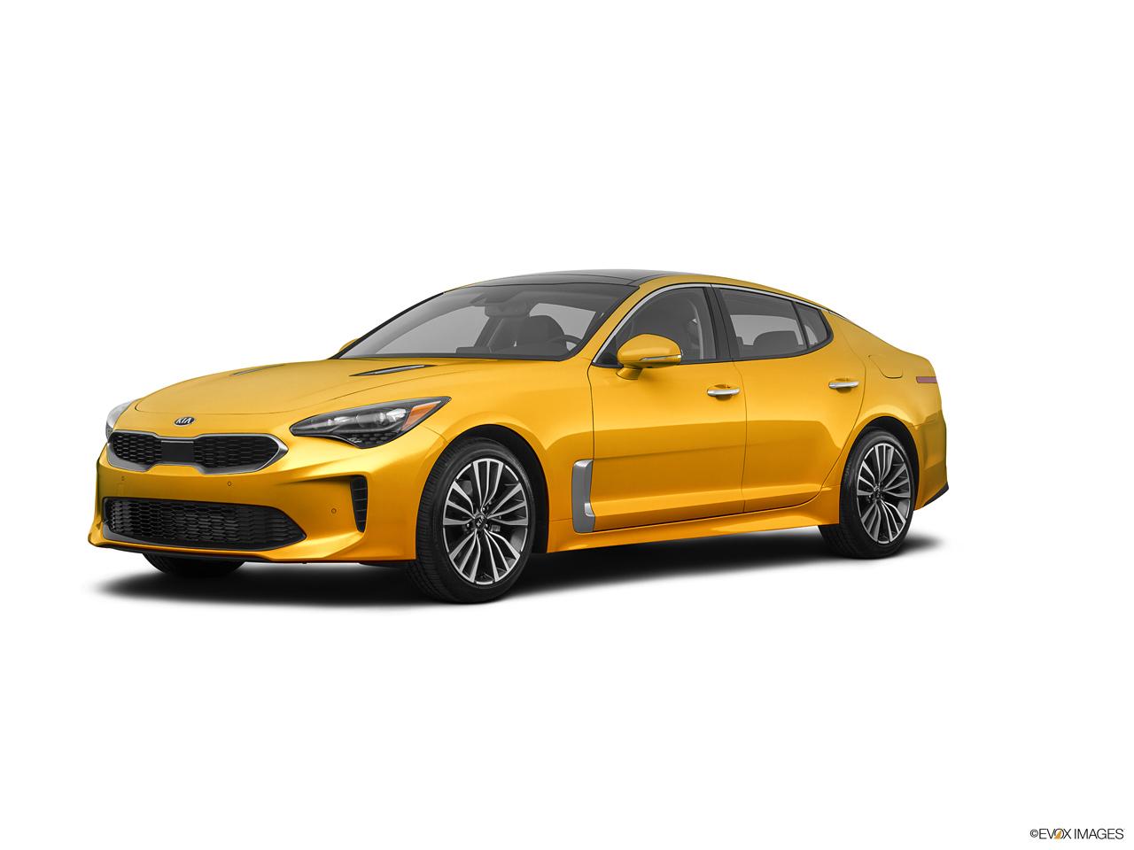 Kia Soul Exclusive 2018 >> Car Features List for Kia Stinger 2018 2.0T 255 PS (UAE) | YallaMotor