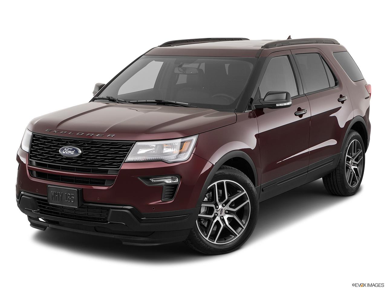 Ford Explorer 2019 3.5L V6 Sport EcoBoost in Oman: New Car ...