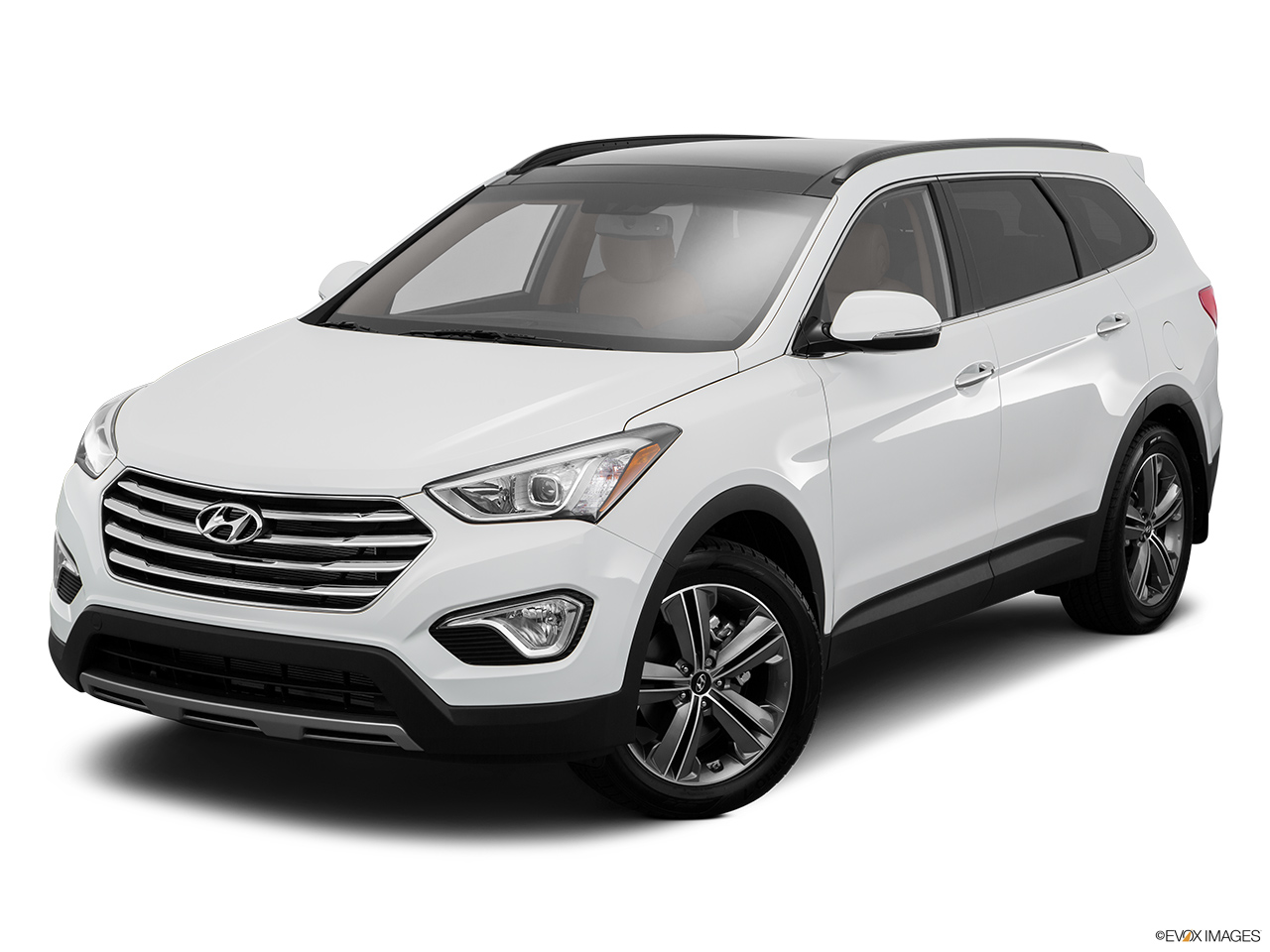 hyundai grand santa fe 2016 3 3l awd top in oman new car prices specs reviews photos. Black Bedroom Furniture Sets. Home Design Ideas