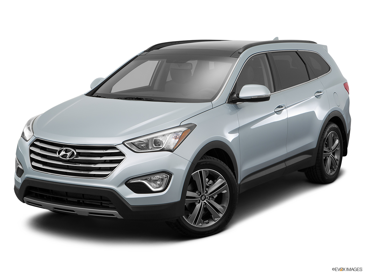 hyundai grand santa fe 2016 3 3l fwd in qatar new car prices specs reviews photos yallamotor. Black Bedroom Furniture Sets. Home Design Ideas