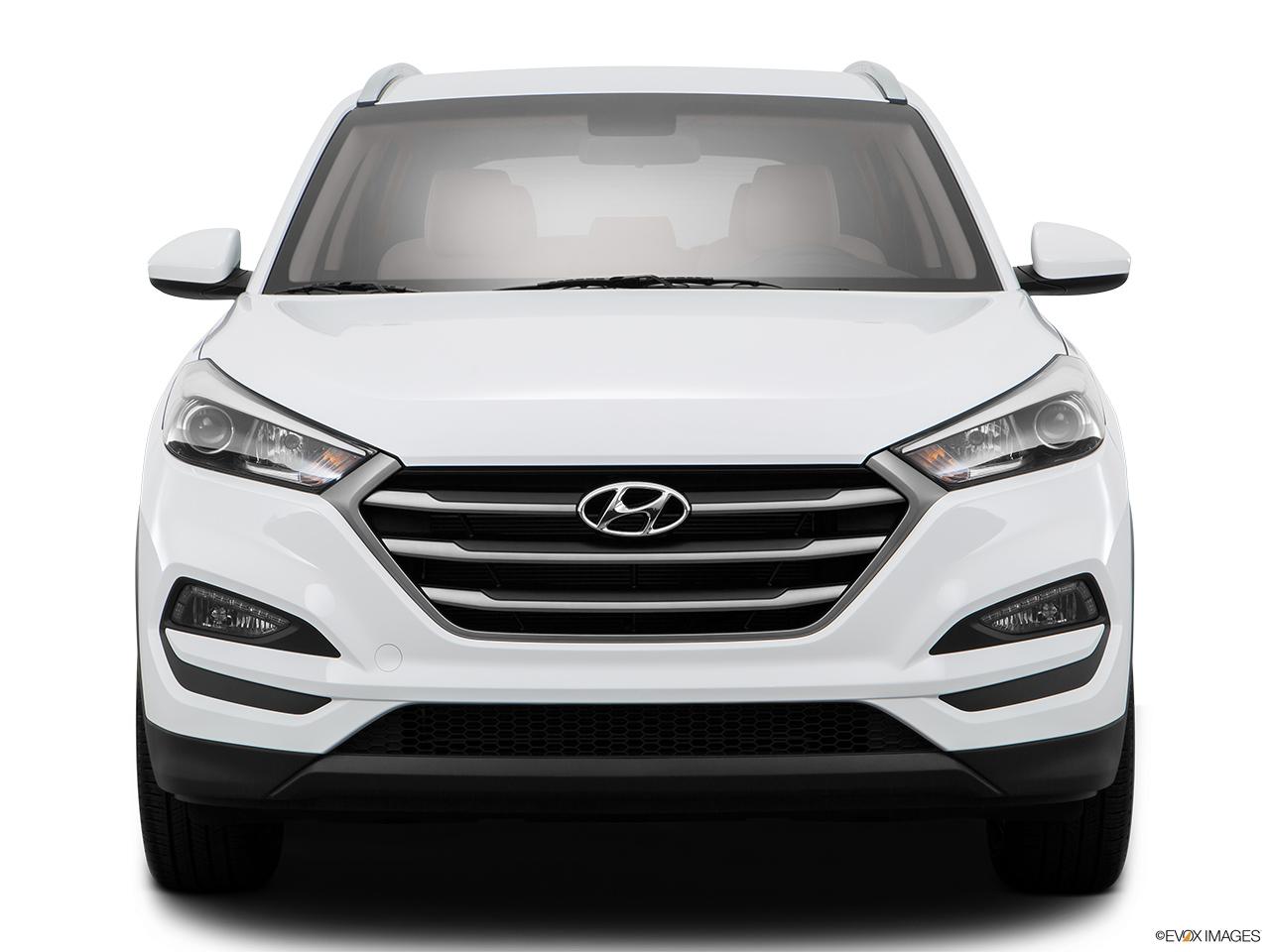 Hyundai Tucson 2016 2.4L AWD GL, Qatar, Low/wide Front.