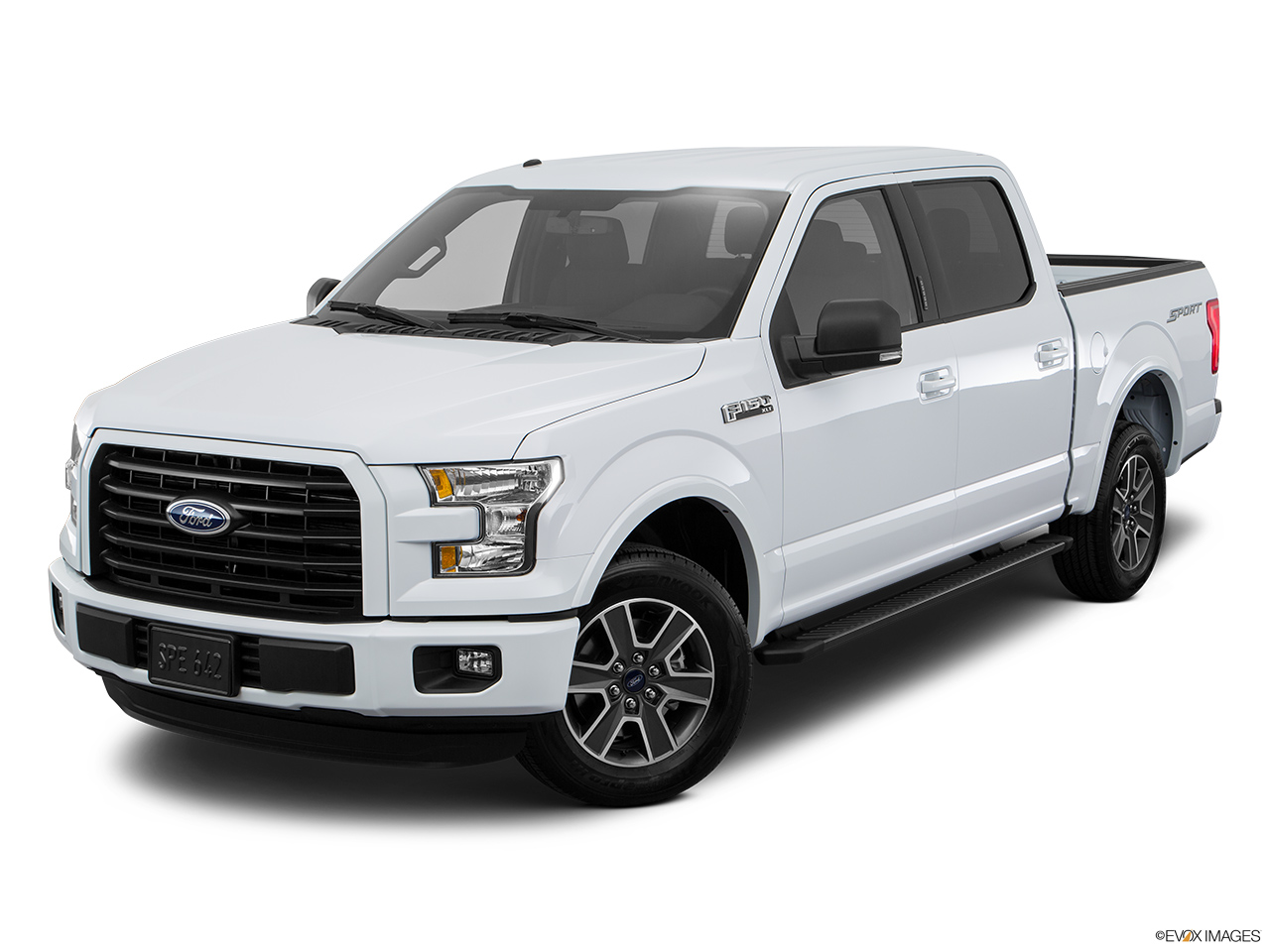 Ford F 150 2016 62L Raptor United Arab Emirates Front Angle View
