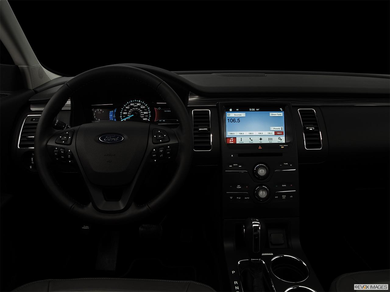 Car Pictures List For Ford Flex 2016 3 5l V6 Sel Qatar