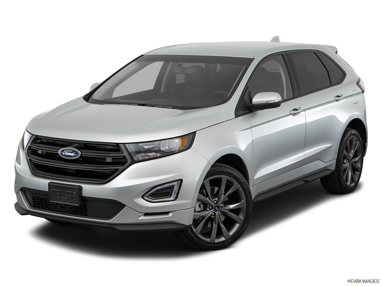 Ford Edge L Sport Qatar Front Angle View