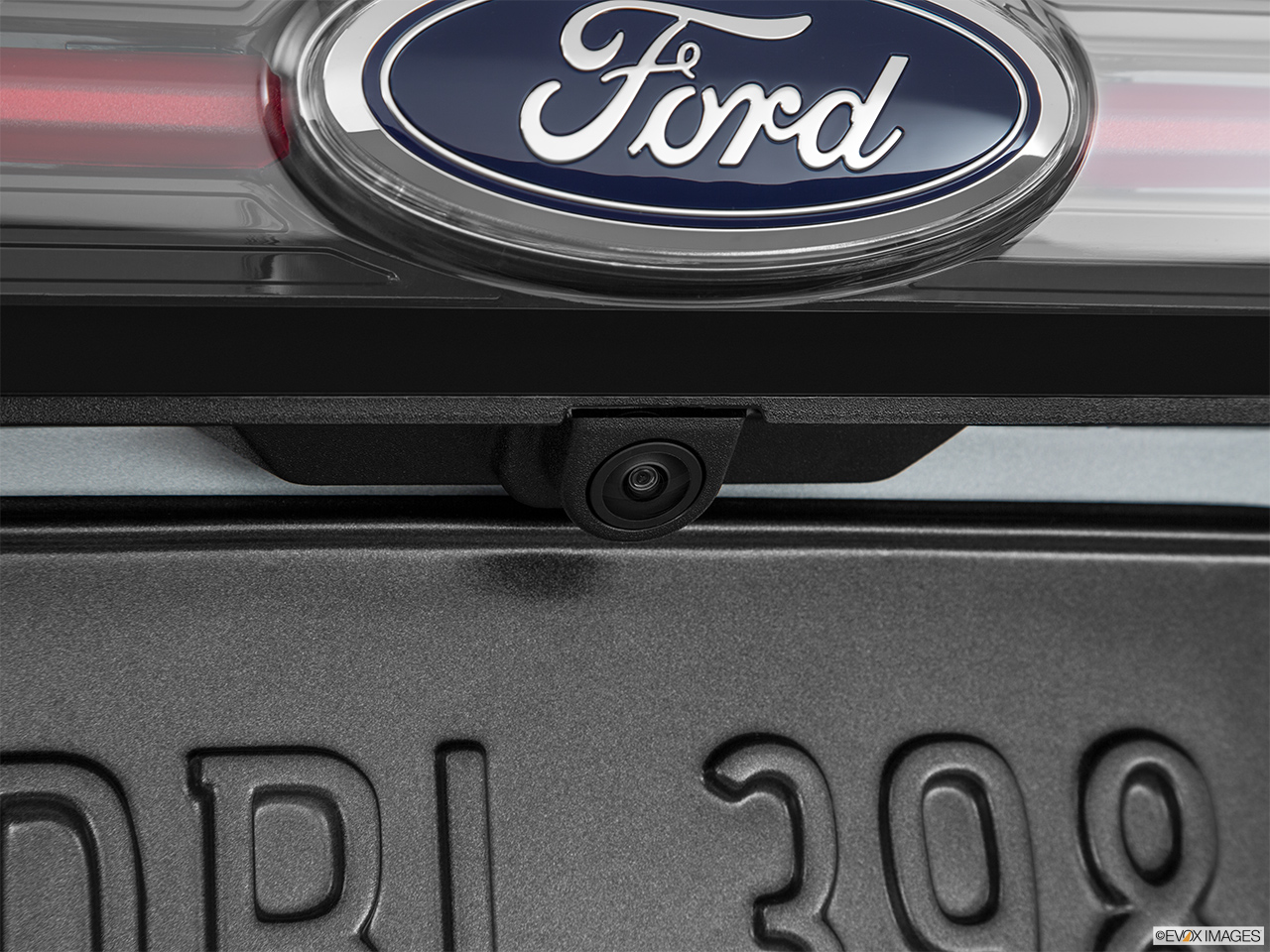 Ford Edge L Sport Kuwait Rear Back Up Camera