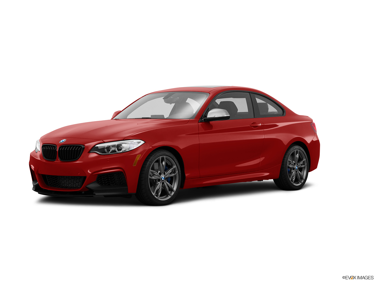 Bmw 2 Series Coupe 2016 M235i In Saudi Arabia New Car