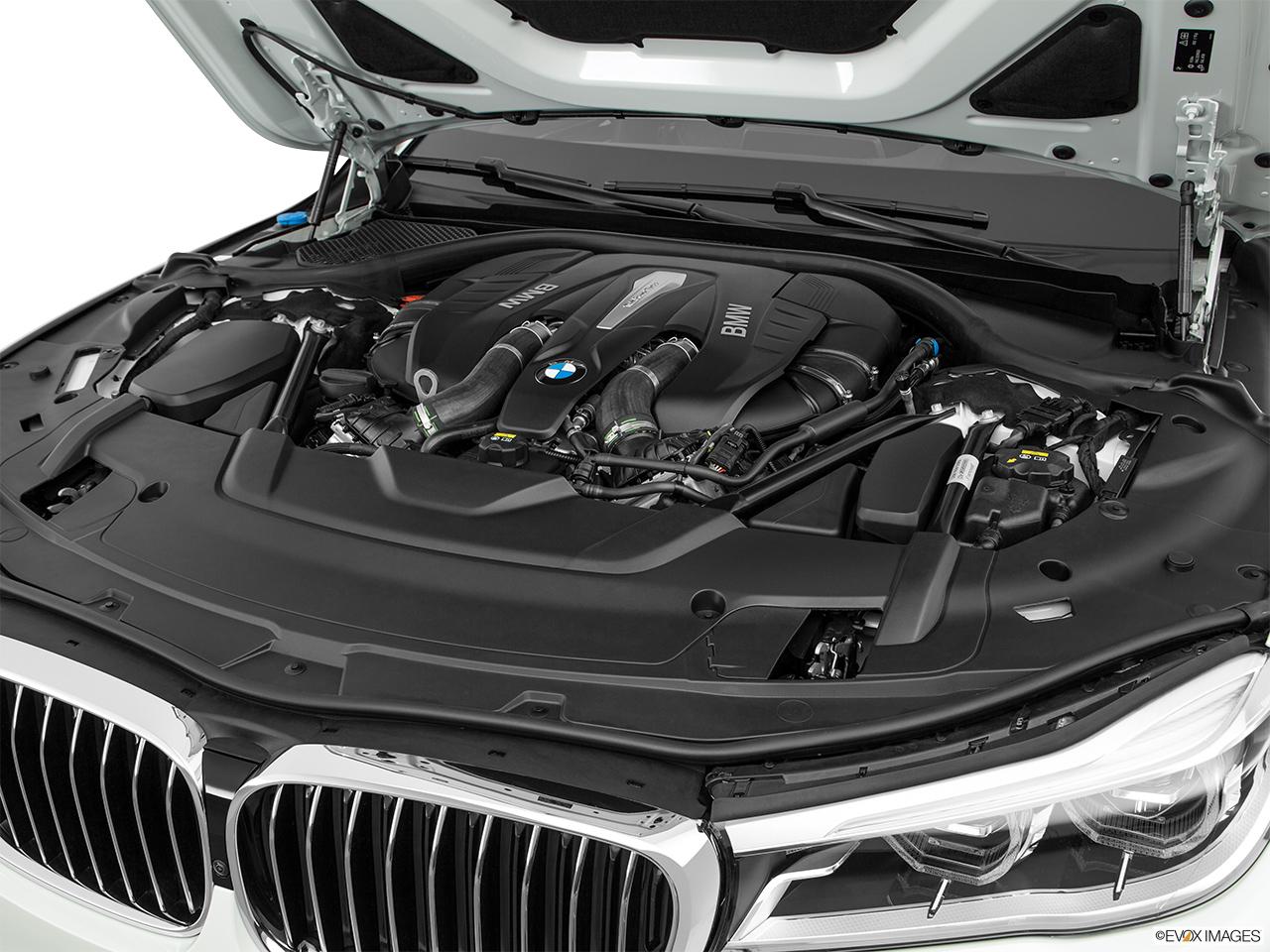 BMW 7 Series 2016 750Li Bahrain Engine