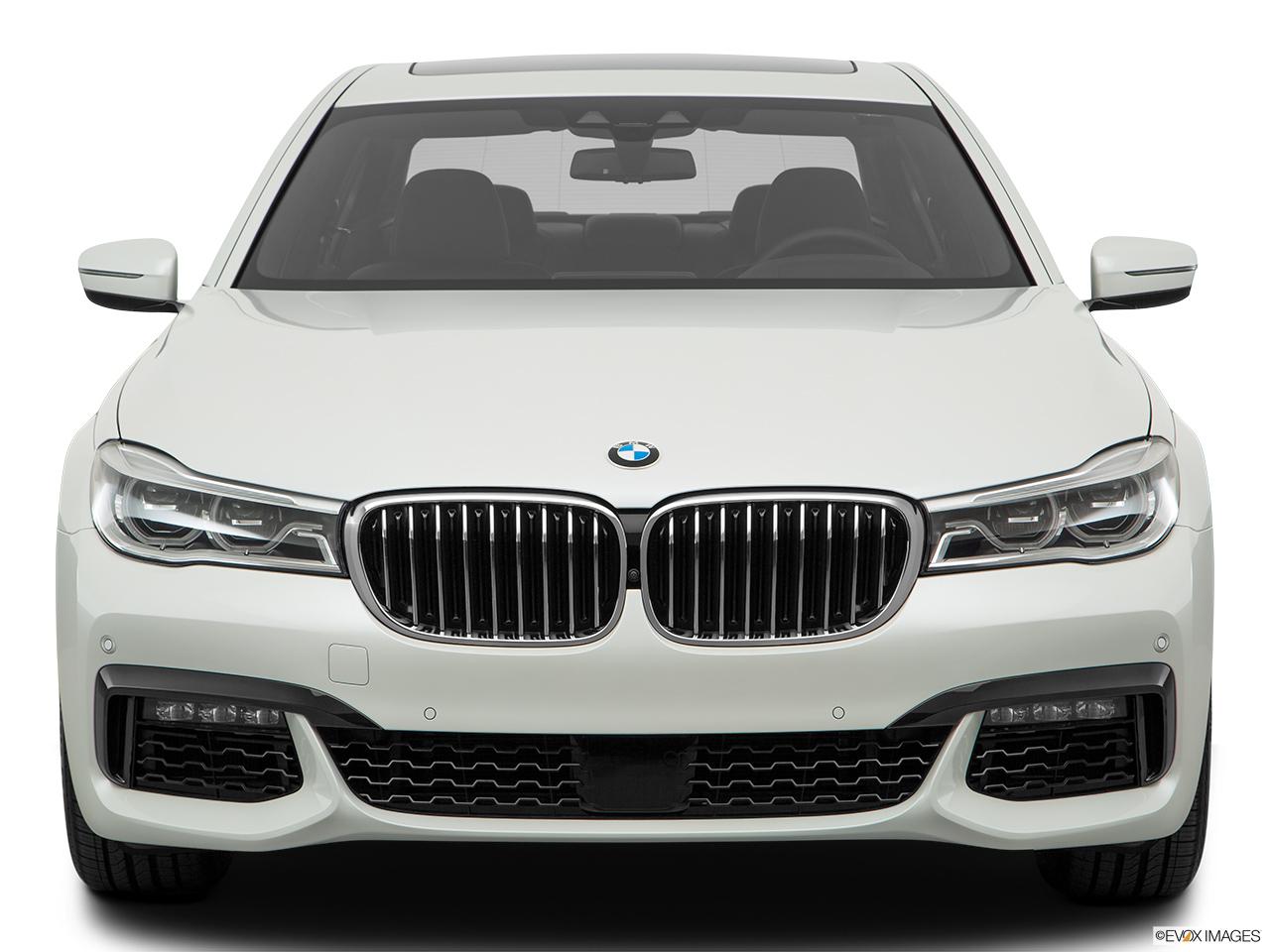 BMW 7 Series 2016 750Li United Arab Emirates Low Wide Front