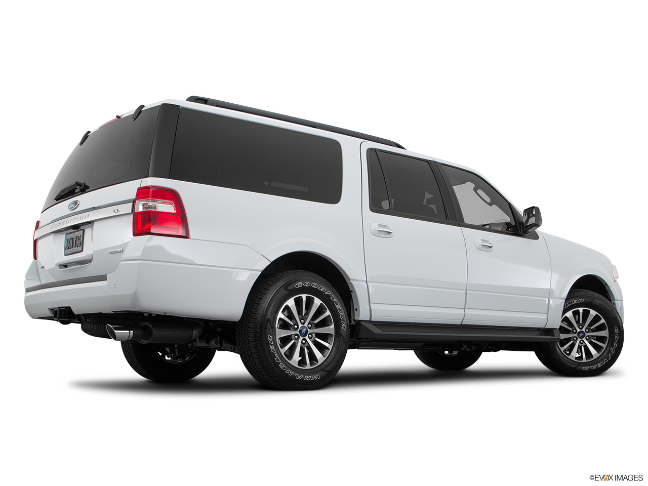 Ford Expedition El 2016 3 5l Xlt Bahrain Low Wide Rear 5