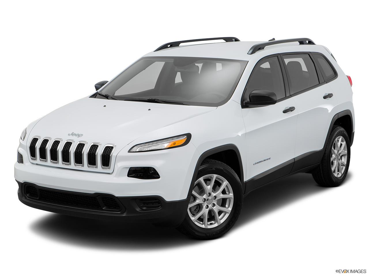 jeep cherokee  sport   qatar  car prices specs reviews  yallamotor