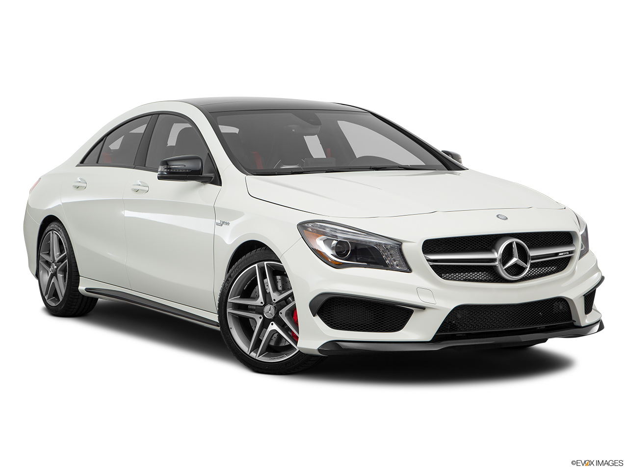 mercedes benz cla class 2016 cla 45 amg in uae new car. Black Bedroom Furniture Sets. Home Design Ideas