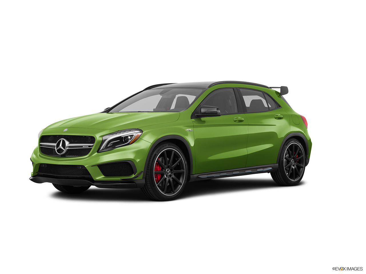 mercedes benz gla 2016 45 amg in uae new car prices. Black Bedroom Furniture Sets. Home Design Ideas