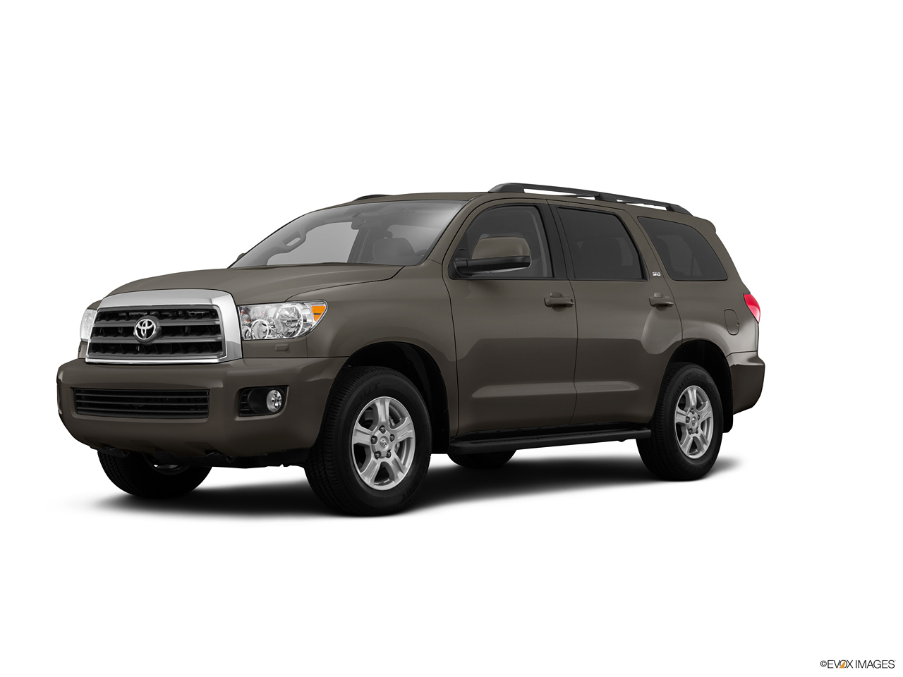 Car Features List For Toyota Sequoia 2017 5 7l Sr5 Moon