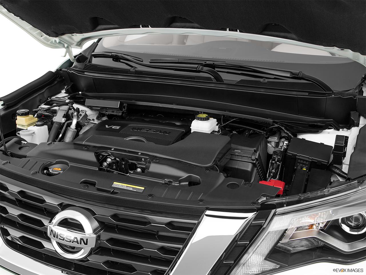 engine size nissan pathfinder 2017 2018 2019 ford. Black Bedroom Furniture Sets. Home Design Ideas