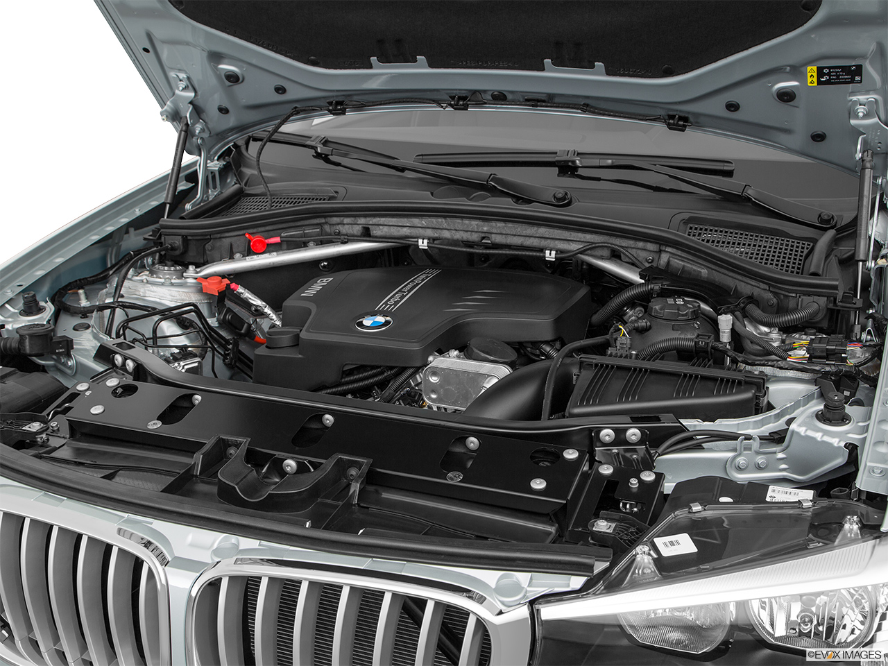 BMW X3 2017 XDrive 28i United Arab Emirates Engine