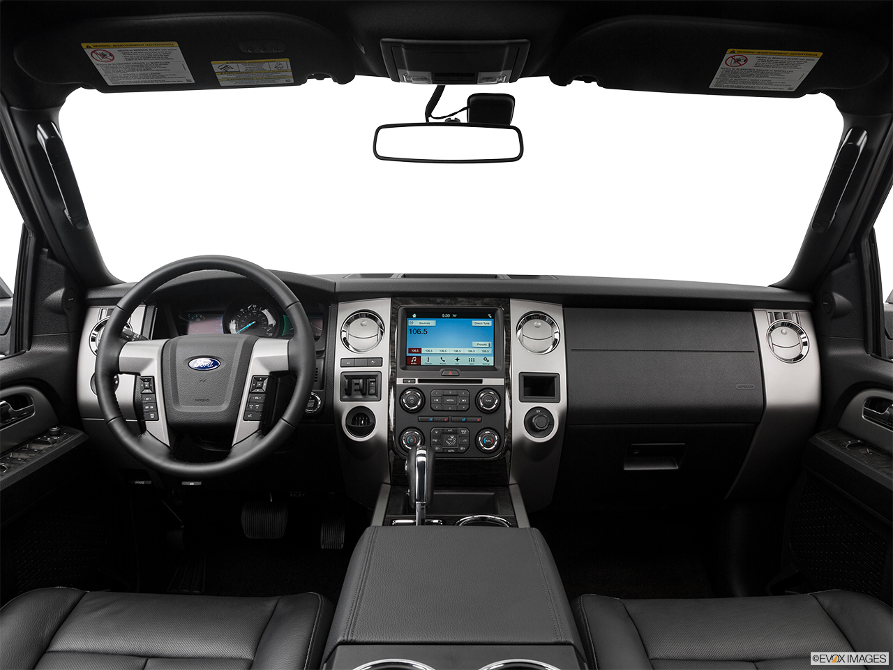 Ford Expedition  Oman Centered Wide Dash Shot