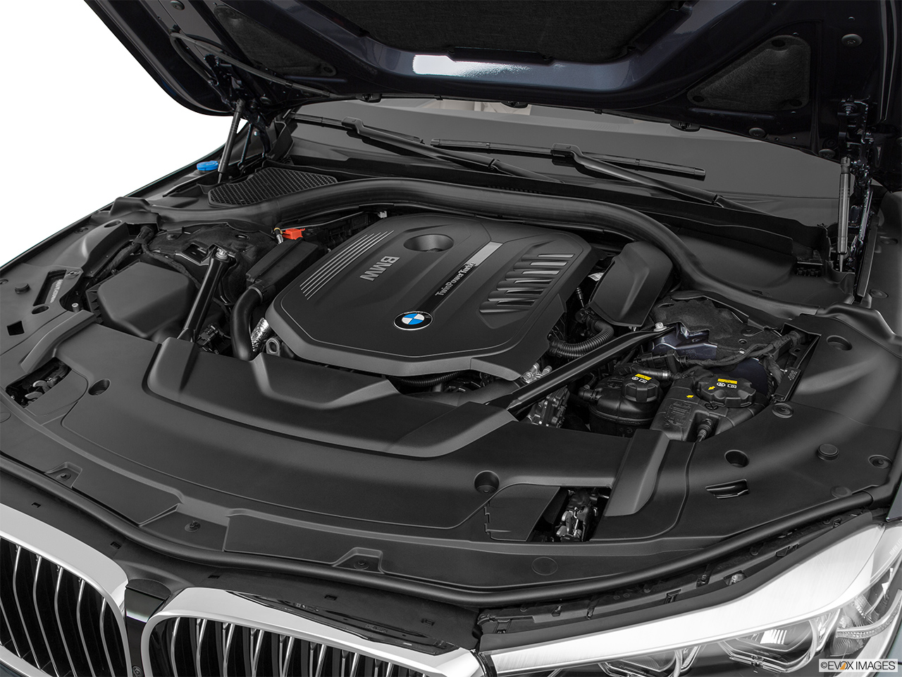 BMW 7 Series 2017 760Li Bahrain Engine