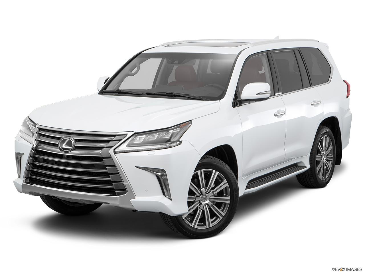 Lexus Lx 2017 570 Platinum In Saudi Arabia New Car Prices