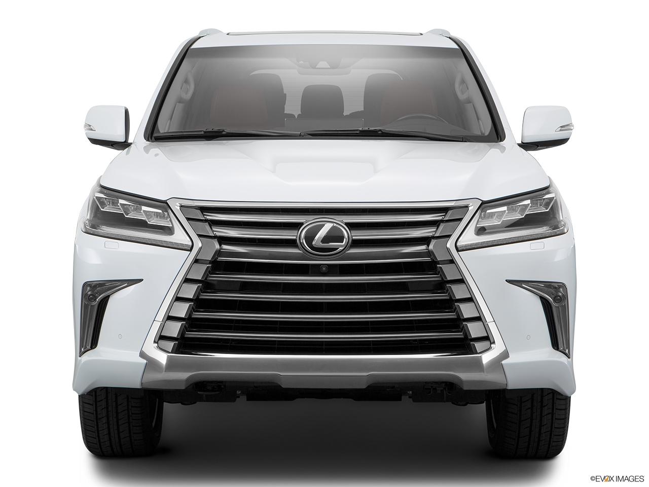 Lexus lx 2017 570 premier united arab emirates low wide front