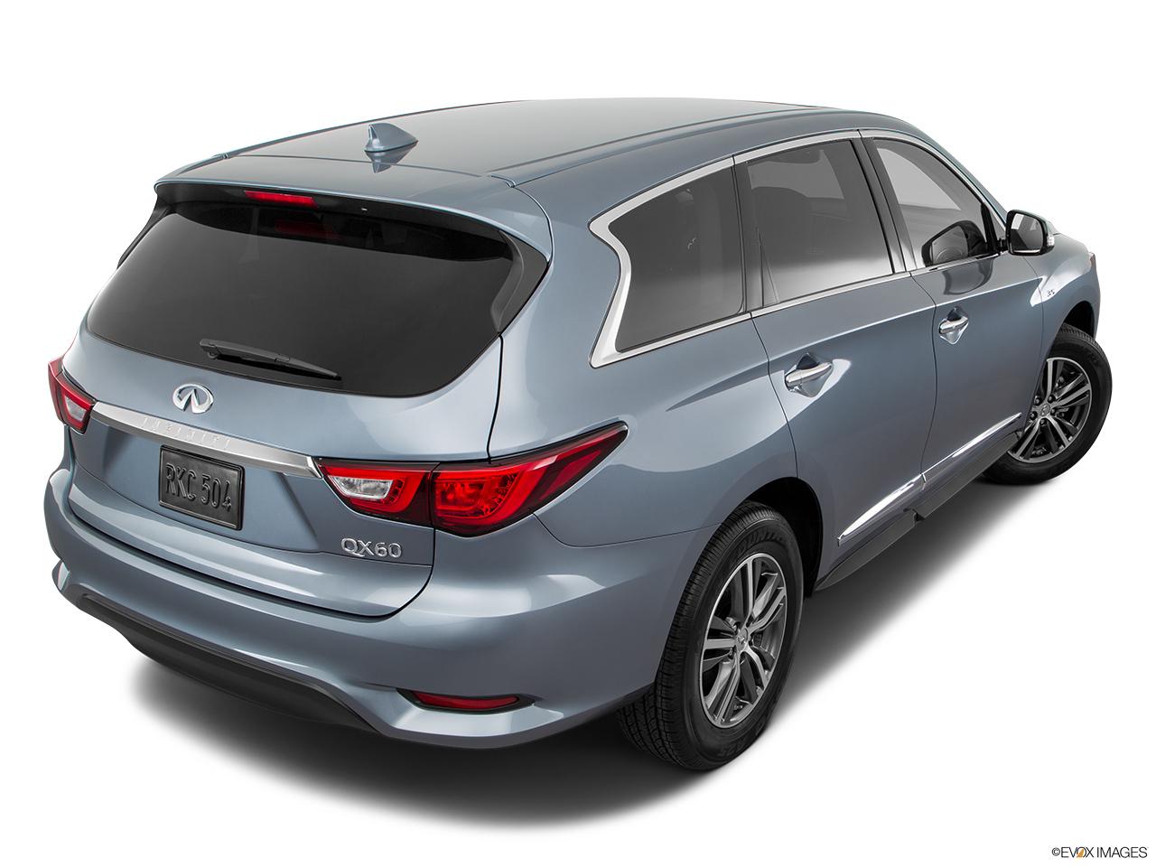 Infiniti QX60 2017 3 5L Luxury in Bahrain New Car Prices