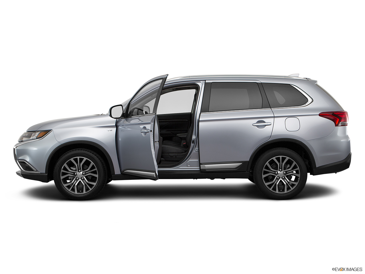 mitsubishi outlander 2017 3 0l gls 7 seater in uae new. Black Bedroom Furniture Sets. Home Design Ideas