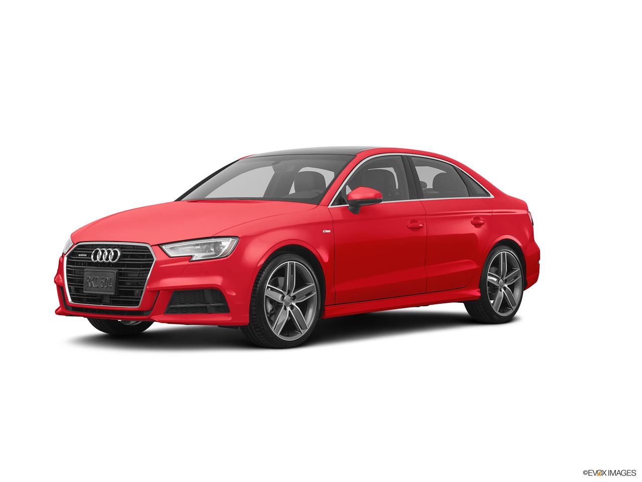 Audi A3 Sedan 2017 Sport 40 2 0 Tfsi 190 Hp In Uae New