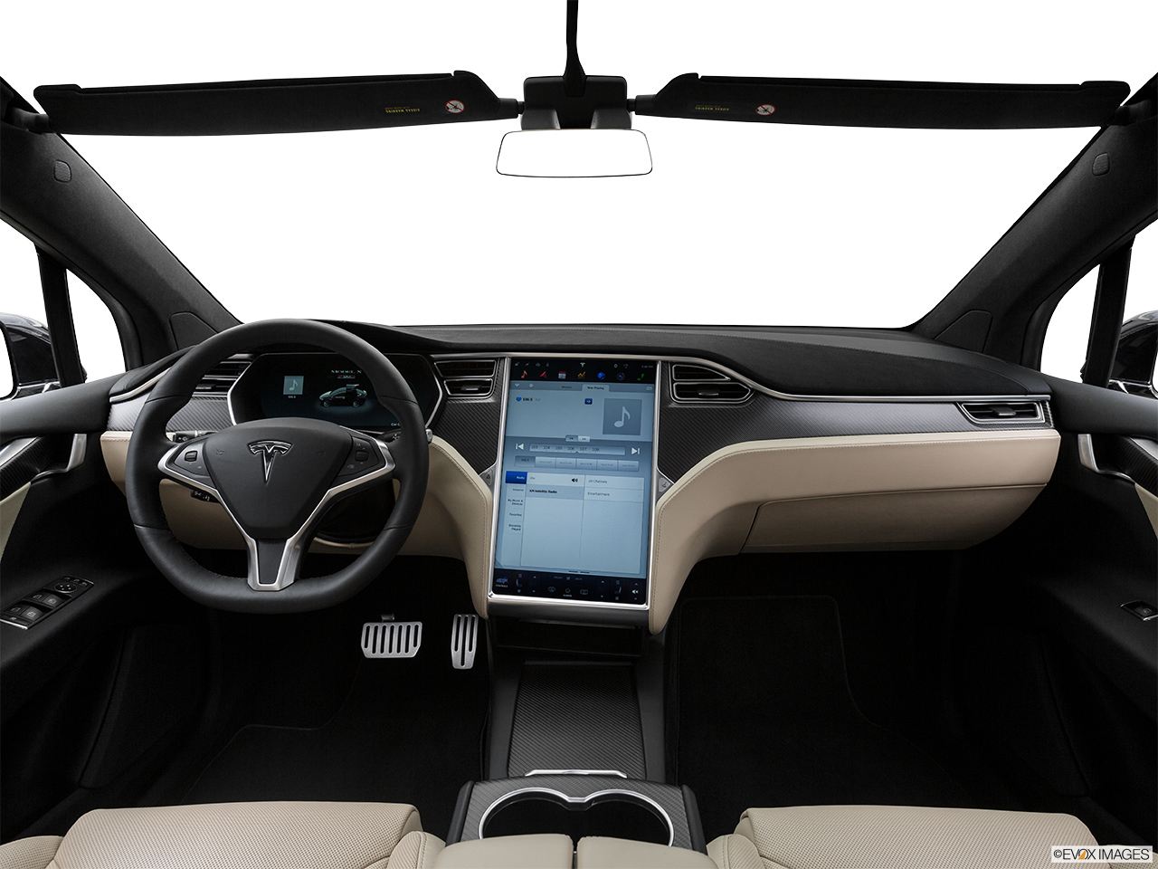 tesla model x 2017 100d in uae new car prices specs reviews photos yallamotor. Black Bedroom Furniture Sets. Home Design Ideas