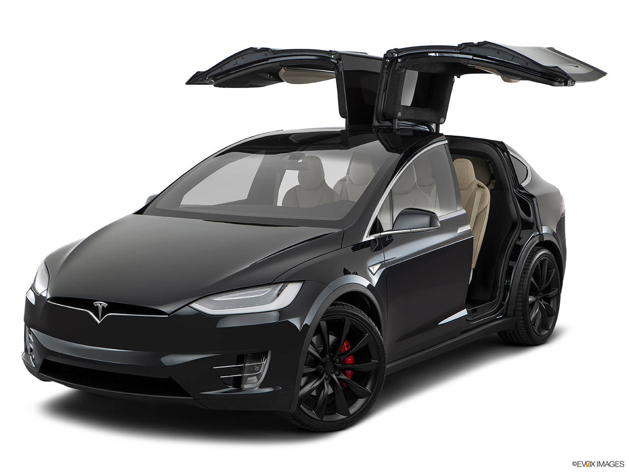 car pictures list for tesla model x 2017 90d uae yallamotor. Black Bedroom Furniture Sets. Home Design Ideas