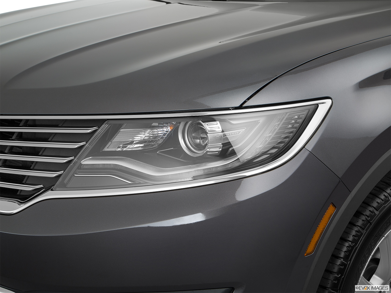 Car Features List For Lincoln Mkx 2017 2 7l Select Awd