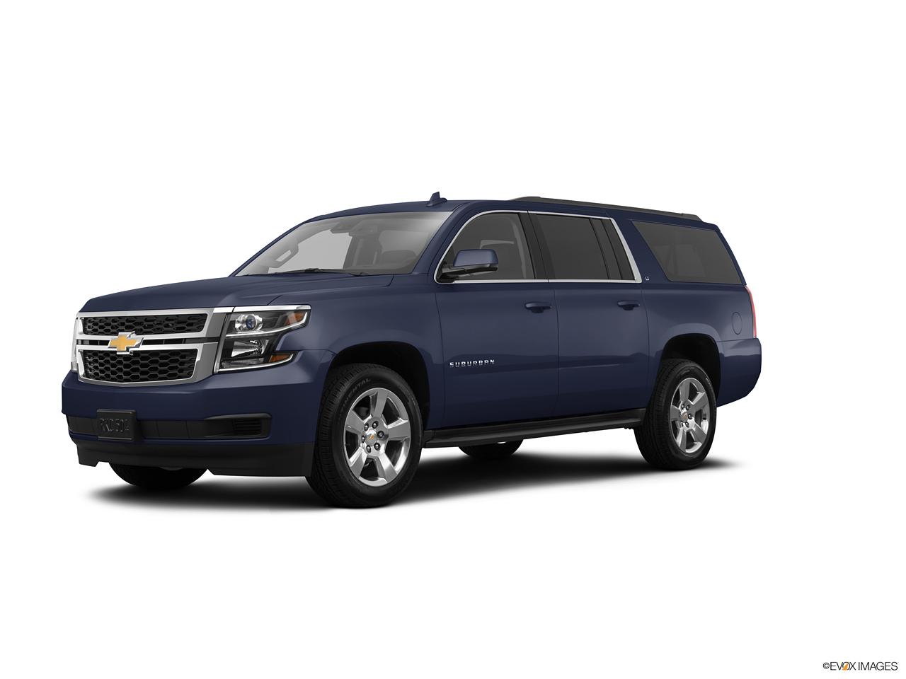 Chevrolet Suburban 2017 5 3l Lt 4wd In Kuwait New Car