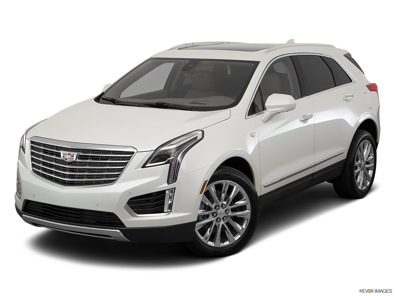 car features list for cadillac xt5 crossover 2017 3 6l awd platinum kuwait yallamotor. Black Bedroom Furniture Sets. Home Design Ideas
