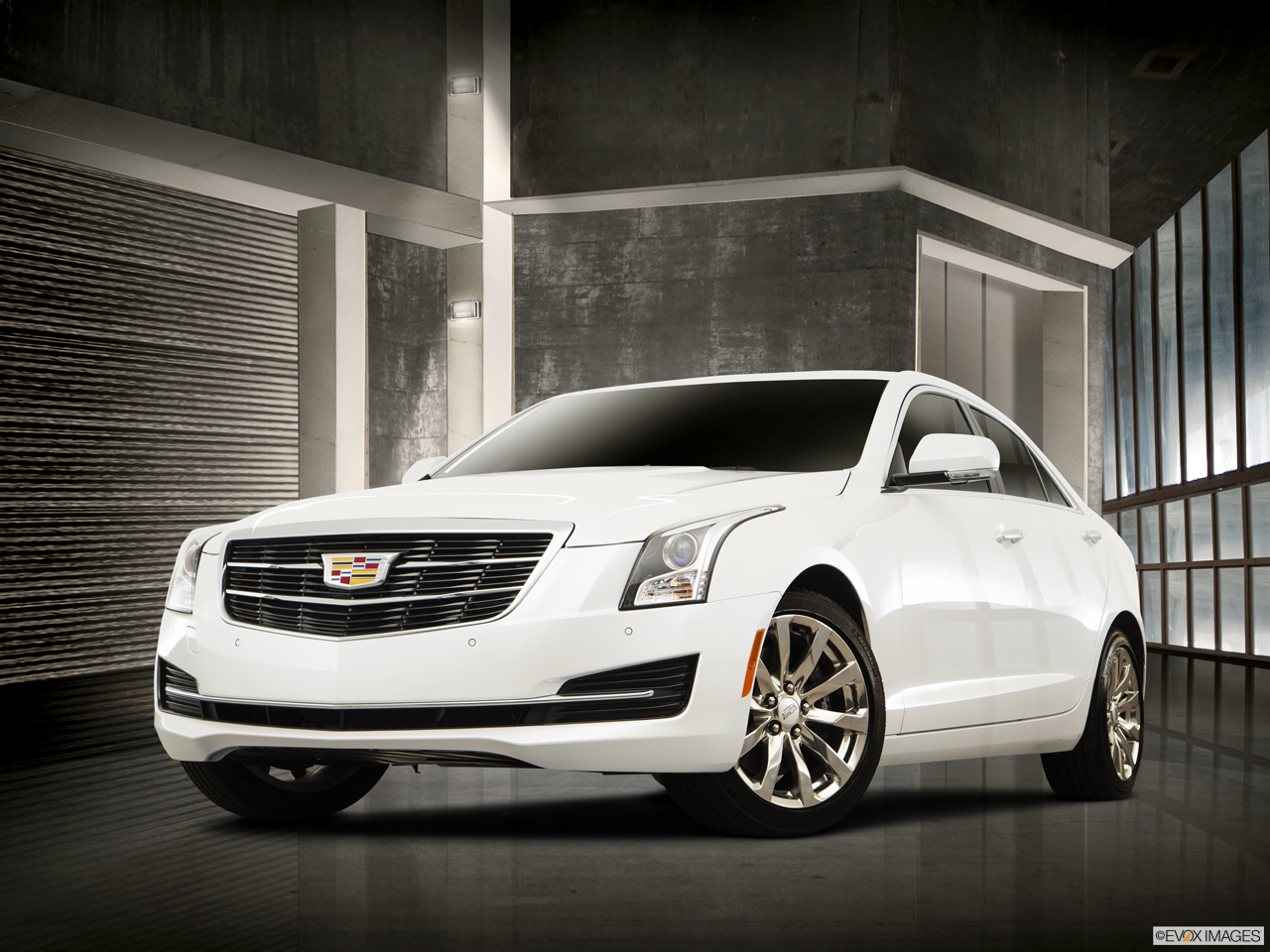 2013 Cadillac Ats 2.0 L Turbo >> Car Pictures List for Cadillac ATS 2017 2.0L Turbo Premium Luxury (Qatar) | YallaMotor
