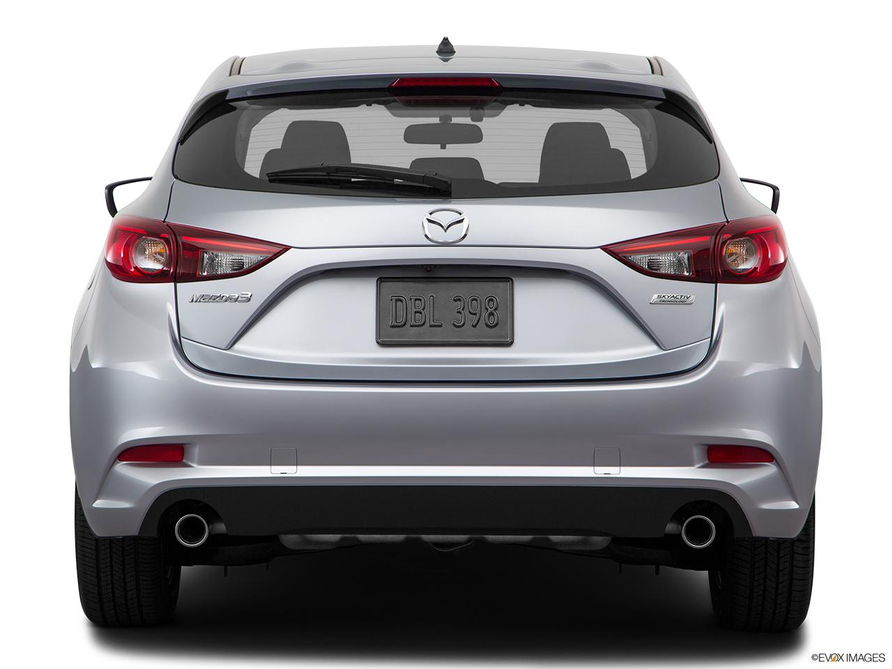 2017 mazda 3 hatchback manual