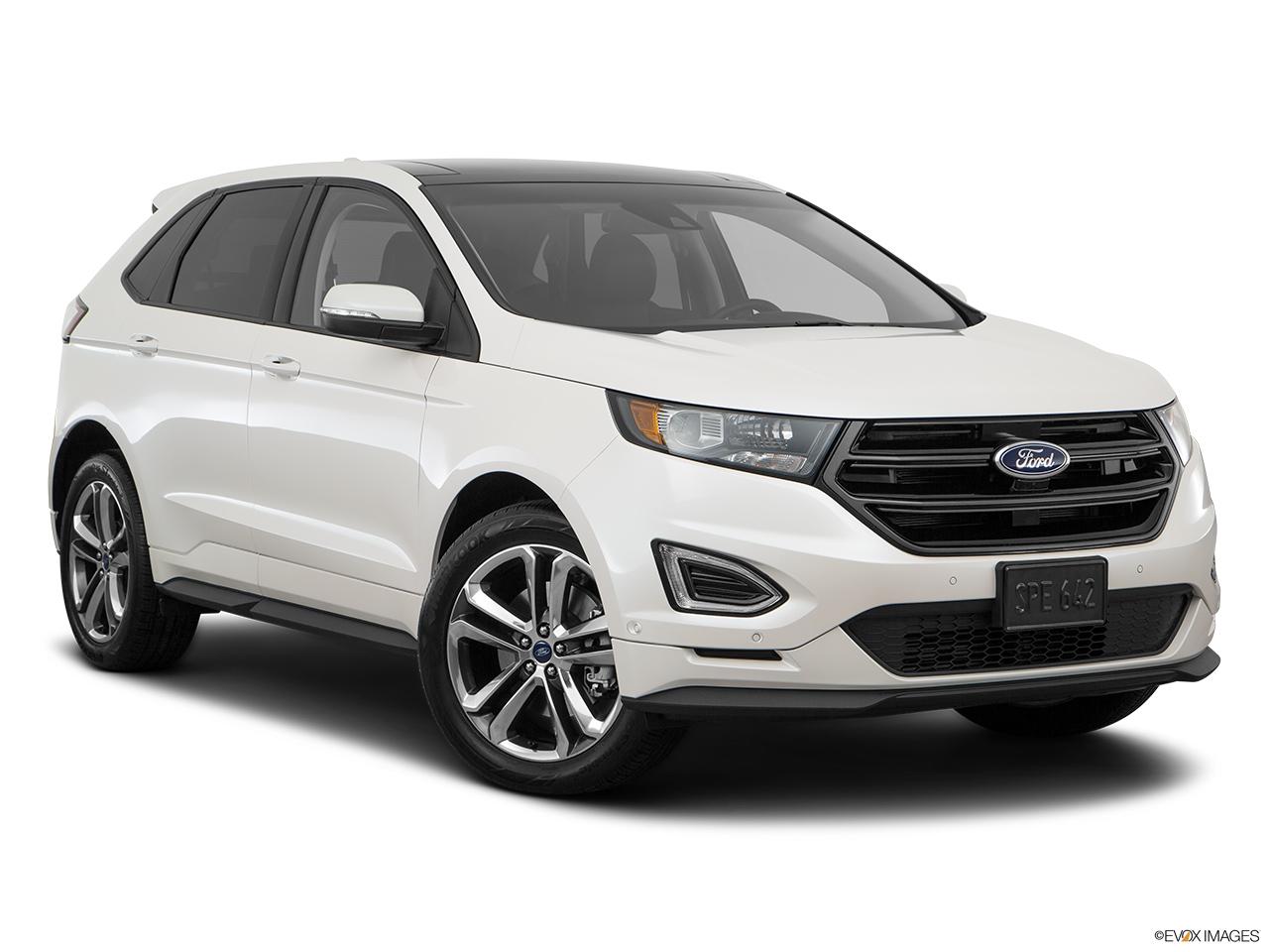 Ford Edge L Ecoboost Sport Qatar Front Passenger   W