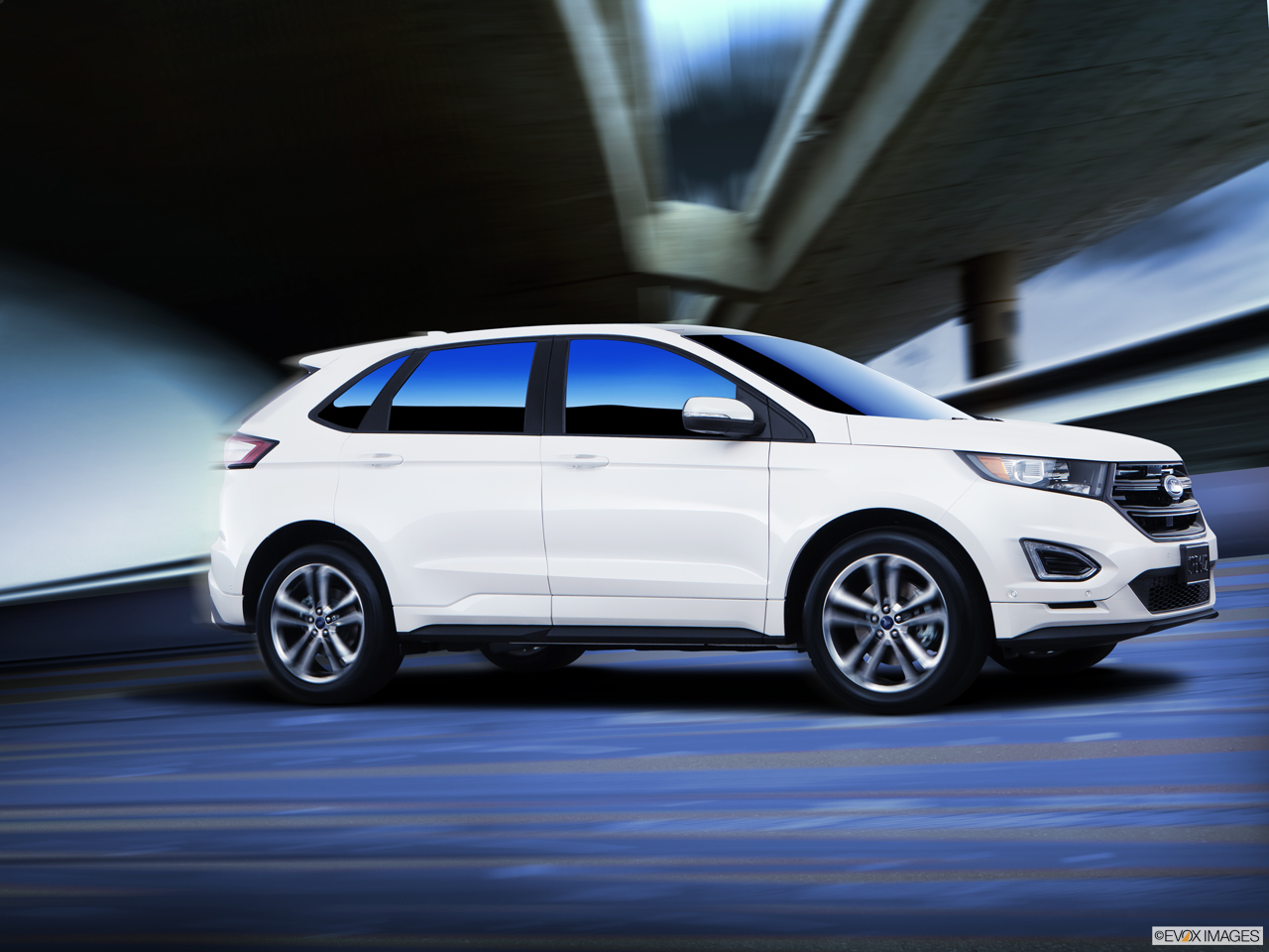 Ford Edge L Ecoboost Sport Qatar