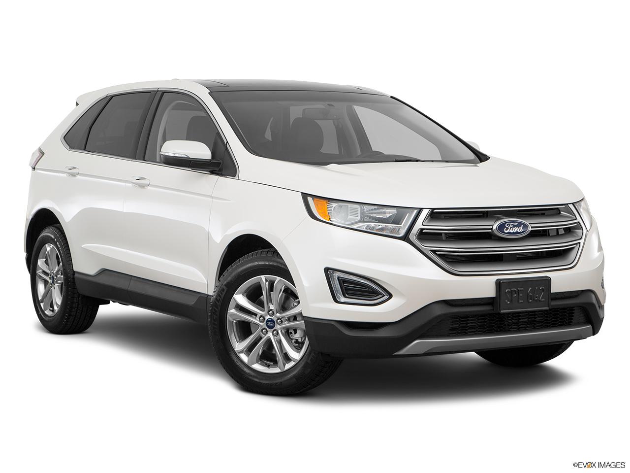 Ford Edge L Ecoboost Sel Awd Kuwait Front Passenger