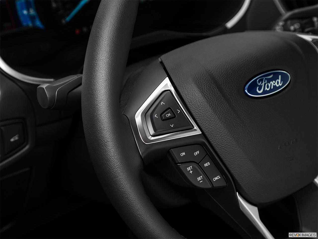 Ford Edge L V Titanium Awd Full Option Kuwait Steering