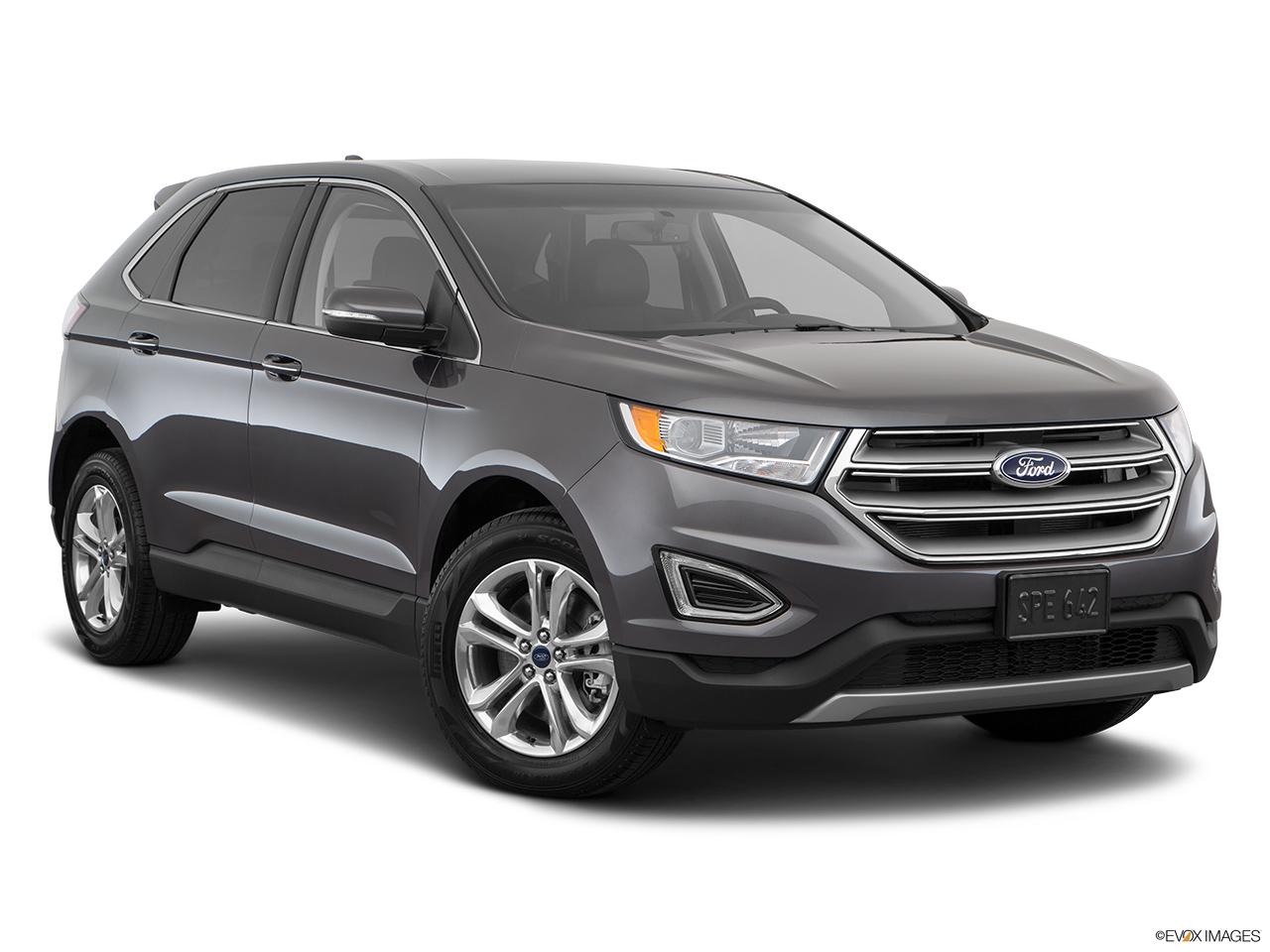 Ford Edge L V Titanium Awd Full Option Kuwait Front