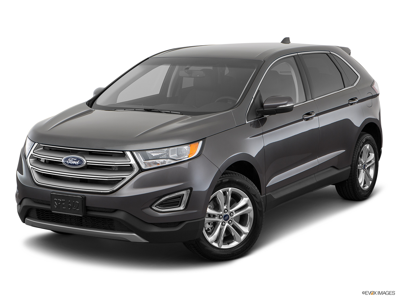 Ford Edge L V Titanium Awd Full Option Kuwait Front