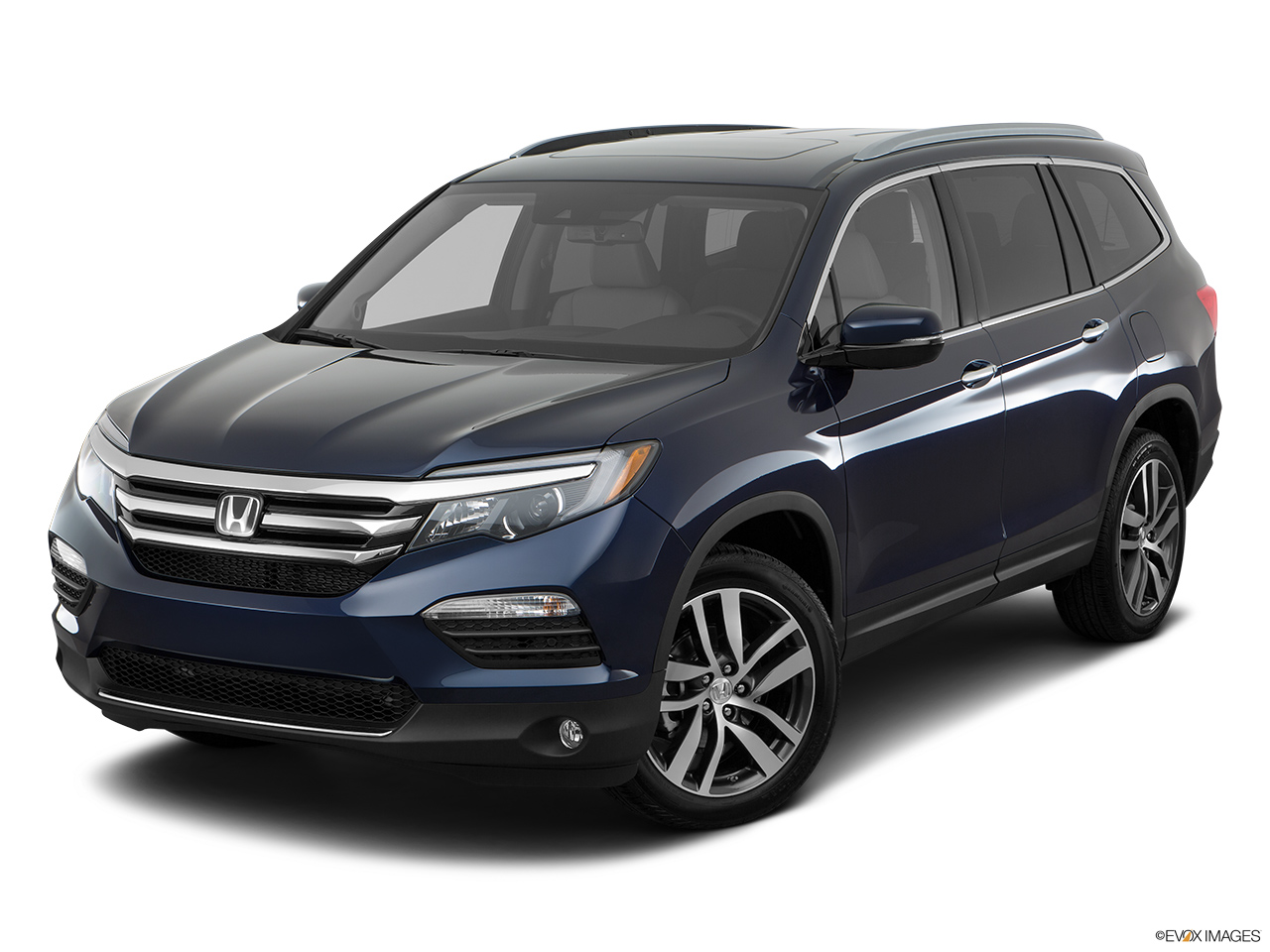 Honda Pilot 2018 3.5 Touring In UAE: New Car Prices, Specs