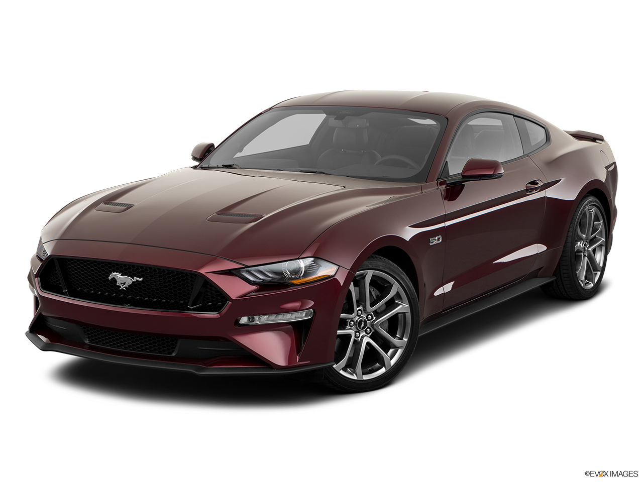 ford mustang 2018 5 0l fastback gt in uae new car prices. Black Bedroom Furniture Sets. Home Design Ideas
