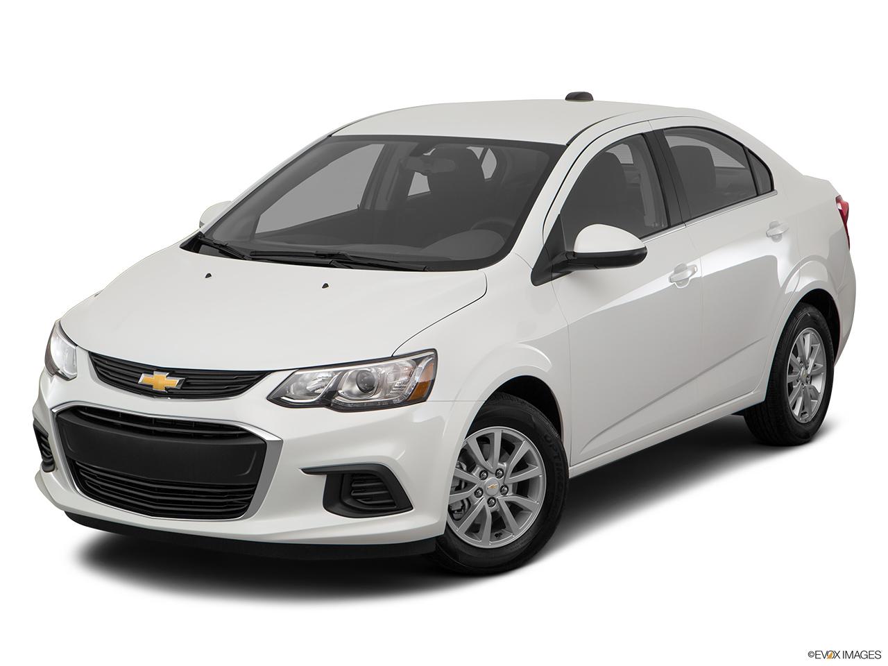 Chevrolet Sonic 2018 1.6 LS Hatchback, Kuwait