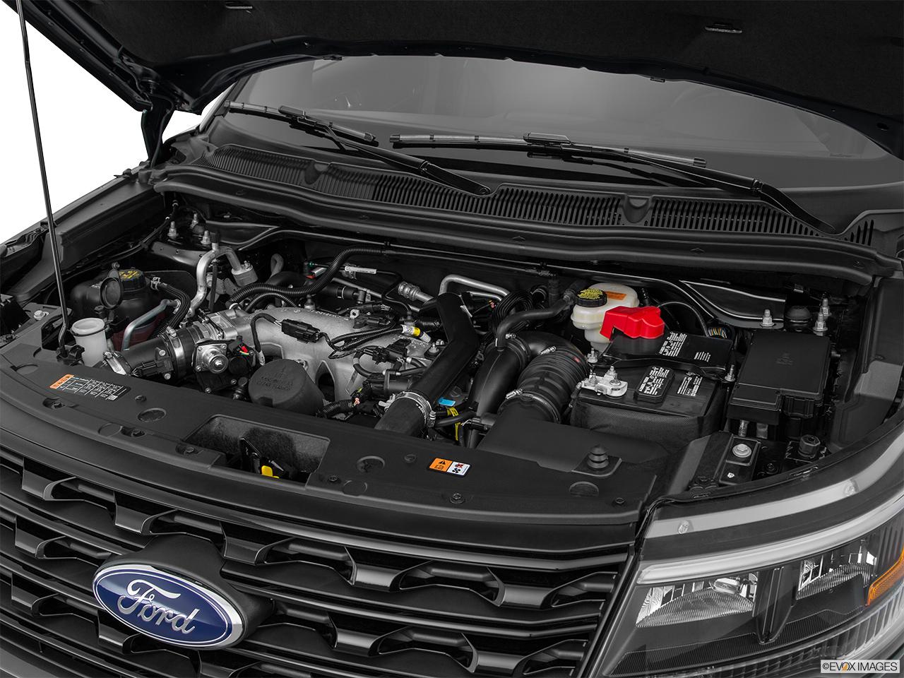 Ford Explorer 2018 3.5L V6 Sport EcoBoost in Kuwait: New ...