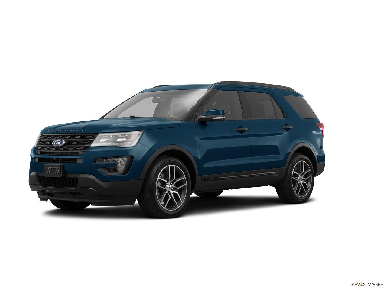 Car Pictures List for Ford Explorer 2018 3.5L V6 Sport