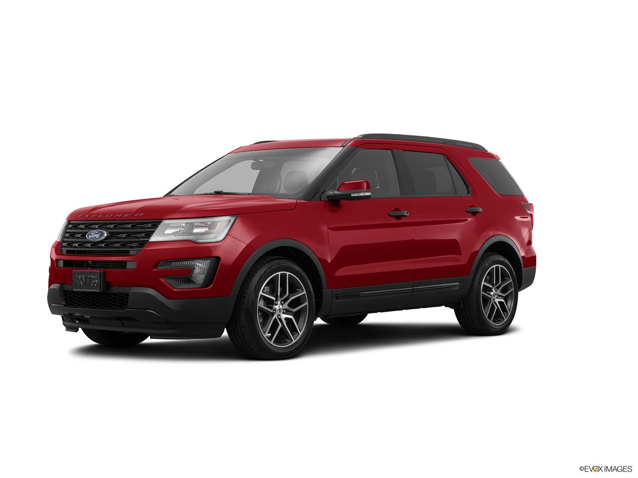 Car Pictures List For Ford Explorer 2018 3 5l V6 Sport