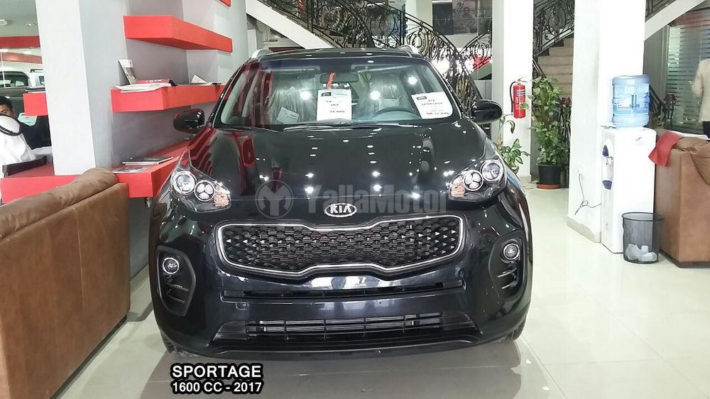 New Kia Sportage 1 6l Standard 2017 Car For Sale In Doha